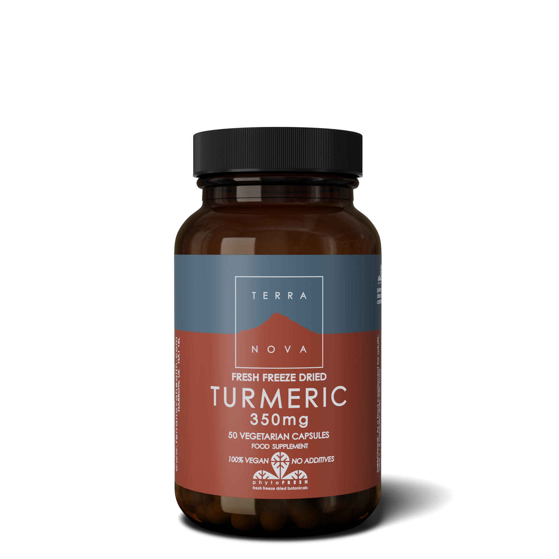 3562 UK TURMERIC 350mg 50 wiz