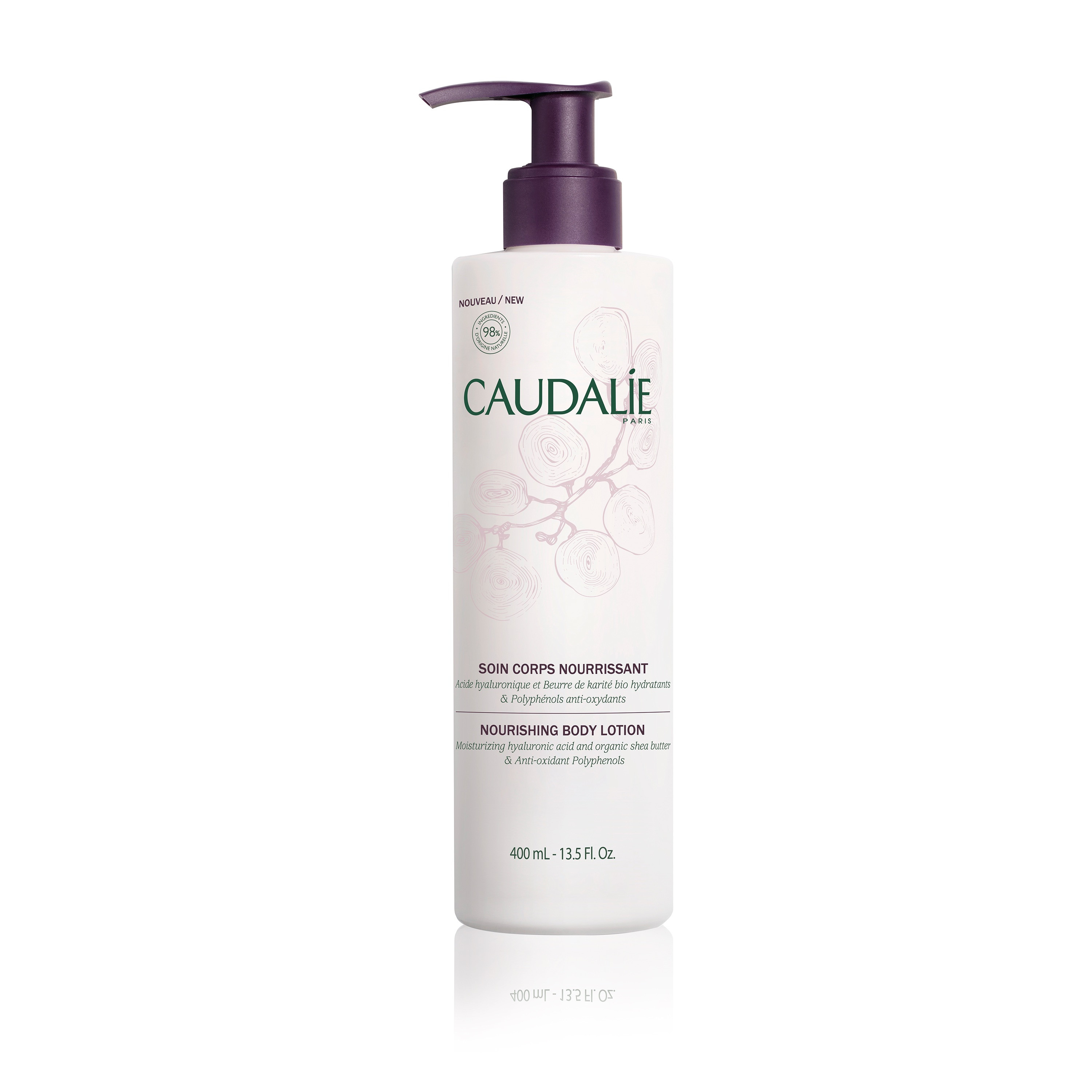 Nourishing Body Lotion 400 m L 2