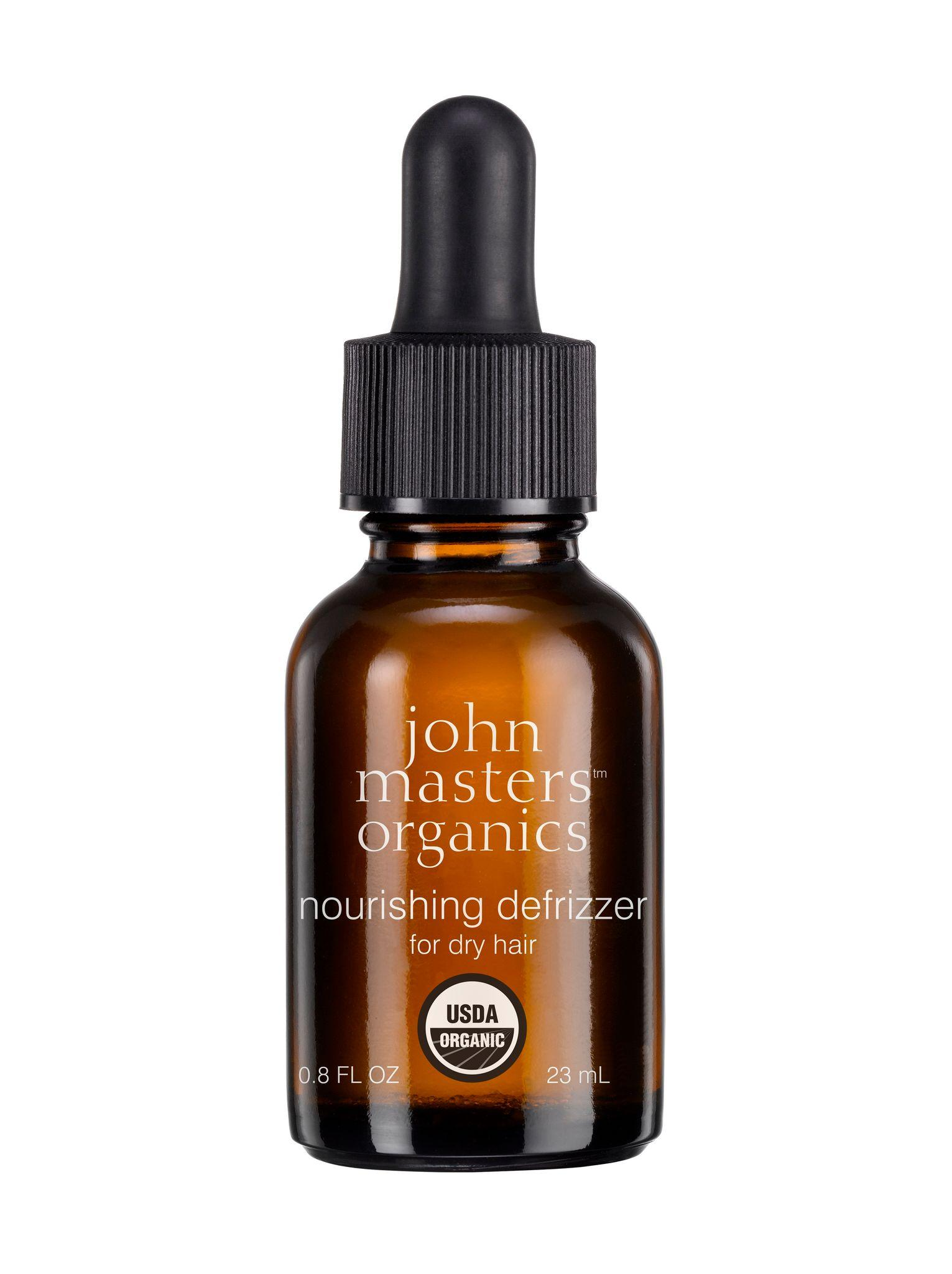 Nourishing Defrizzer for Dry Hair