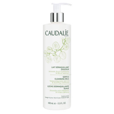 152 3522930001522 Caudalie Gentle Cleansing Milk 400ml