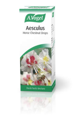 A Vogel Aesculus Horse Chestnut Drops 50ml