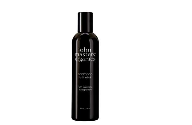 Shampoo For Fine Hair With Rosemary And Peppermint 236ml