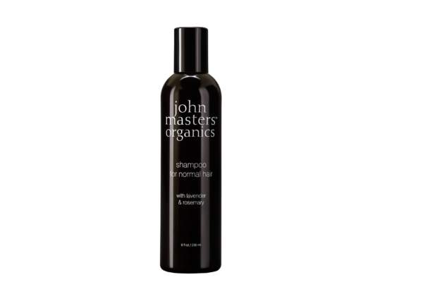 Shampoo For Normal Hair With Lavender Rosemary 236ml