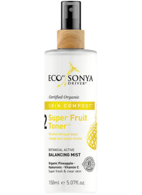 Eco by sonya super fruit toner 1