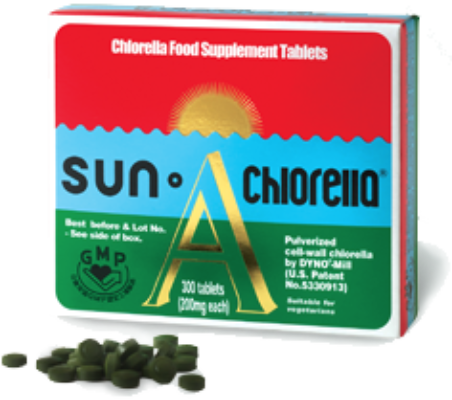 Product chlorella a tablets 20150815 215541