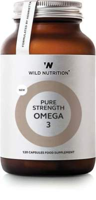 Wild nutrition pure strength omega 3 120 caps 2043011152