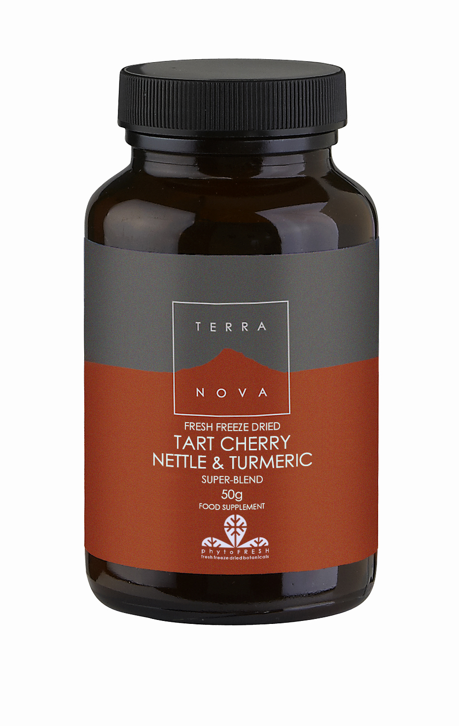 New TART CHERRY NETTLE TURMERIC 50g